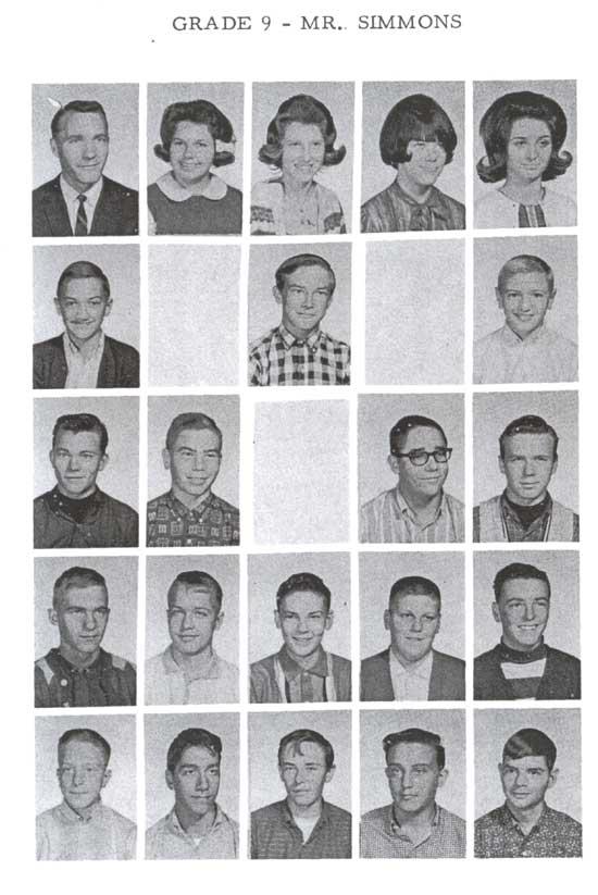 Borah Class Of 1968